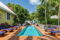 Purple Cottage Pool